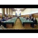 Le Premier ministre  Mihai Tudose a participé à la réunion du Conseil national tripartite  pour le dialogue social